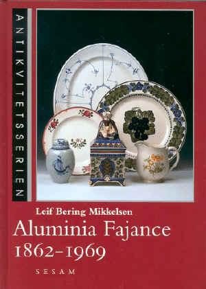 c840882b866a Kunstnersignaturer og Stempler Aluminia Københavns Fajancefabrik