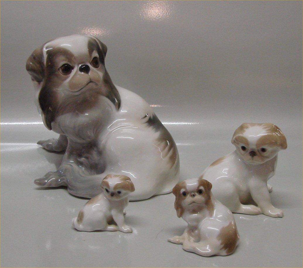 Buying and selling dahl jensen copenhagen figurines and animals