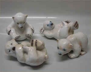 kgl porcelæn figurer