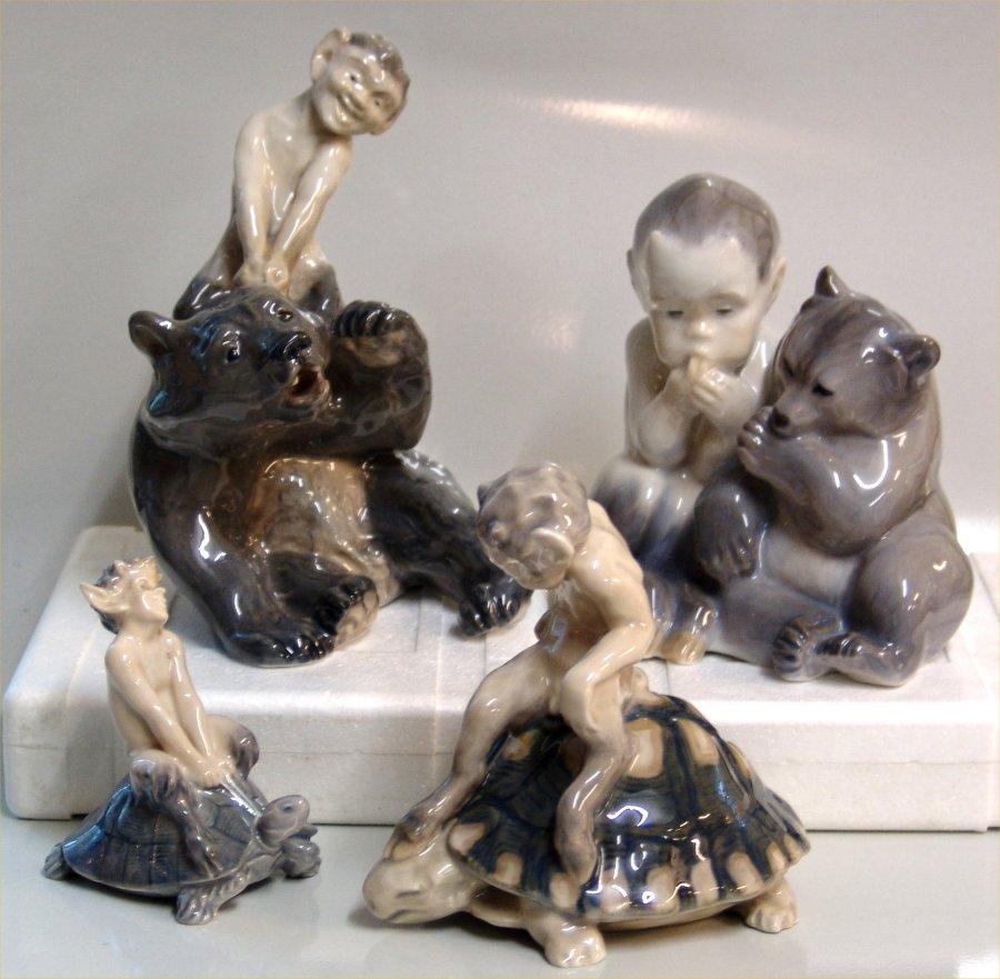 den kongelige porcelænsfabrik figurer