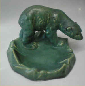 MichaelAndersenGreen-Bear21x13cm-1943a.jpg (109928 byte)
